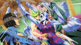 WANNABEEE! -  jojo part 5 episode 25