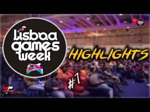 LISBOA GAMES WEEK - MELHORES MOMENTOS #1