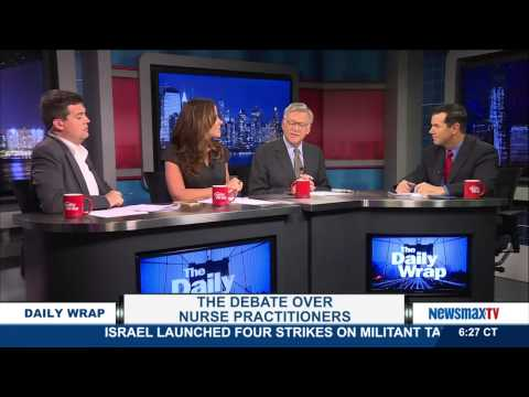 The Daily Wrap   The Debate Over Nurse Practitioners