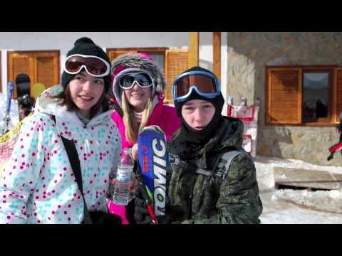 Lyndon School Ski Trip 2010 - Bansko, Bulgaria