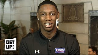 RJ Barrett says he is the best player in the draft, shares Steve Nash's NBA advice | Get Up!