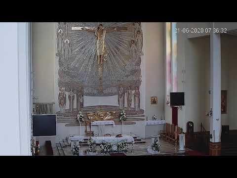 Transmisja Na żywo Z Kościoła P.w''Redemptor Hominis''w Łapanowie
