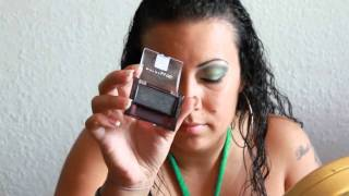 Green Eye Shadow Tutorial Thumbnail
