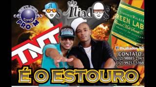 OS ALIADOS - É O ESTOURO - MAICOM DJ ESTUDIO PRO-M