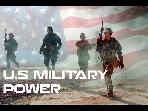 United States Military Power ✪ 2017 ✪ 4K