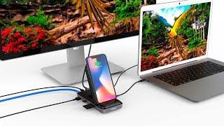 Хаб HyperDrive 8 в 1: лучший аксессуар для iPhone?