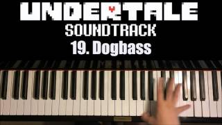 Undertale OST - 19. Dogbass (Piano Cover by Amosdoll)