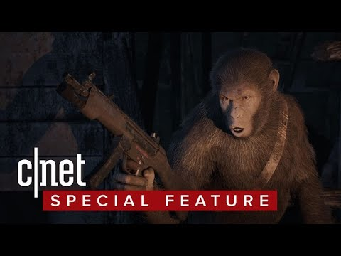 Andy Serkis expands 'Planet of the Apes' to video games