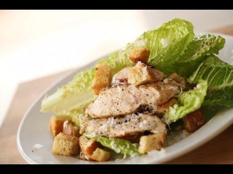 chicken for caesar salad