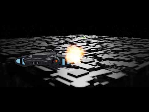 The Battle of Sector 001- A Star Trek Short Animation