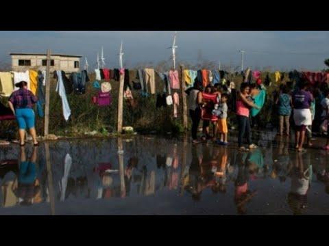 قافلة مهاجرين من هندوراس تتوجه مشيا إلى الولايات المتحدة  - نشر قبل 2 ساعة