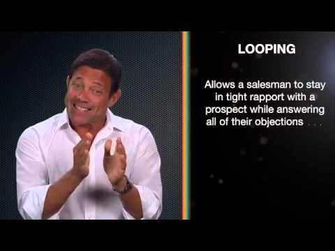 jordan belfort how to sell a pen