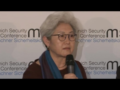 China calls for Asia-Pacific 'inclusive security' during Munich Security Conference