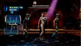 Kinect Star Wars: Galactic Dance Off - Hologram Girl(Extended Difficulty)