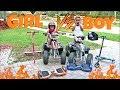 GIRLS vs BOYS ULTIMATE ATV CHALLENGE