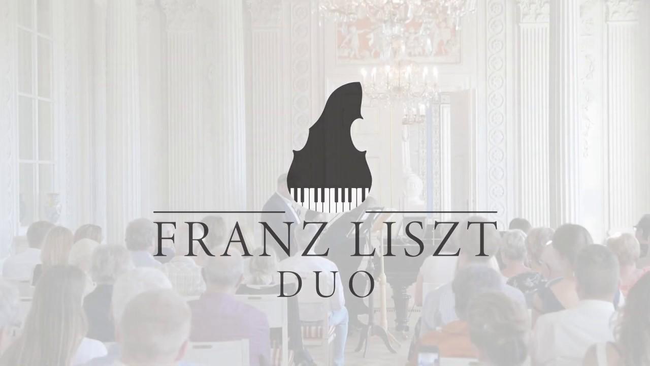 FRANZ LISZT-DUO Michael Maciaszczyk (Violine) und Friedrich Höricke (Klavier)