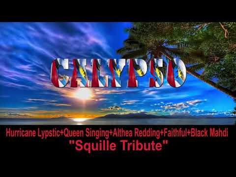 Hurricane Lypstic+Queen Singing+Althea Redding+Faithful+Black Mahdi - Squille Tribute