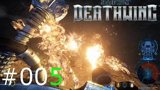 Let's Play Space Hulk Deathwing #005 Das Notsignal