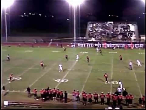 Dylan Touvell 2012 Final Senior Highlights