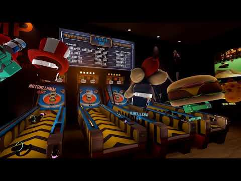 Sports Bar VR 2 0 Gameplay VR #PS4 #XBox #Nintendo #Pc #Mexico #Gamers