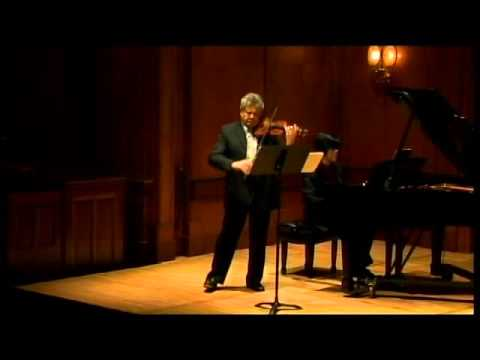 Schubert Rondo Brilliant for violin and piano