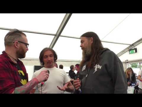 Orange Goblin Interview Download Festival 2017