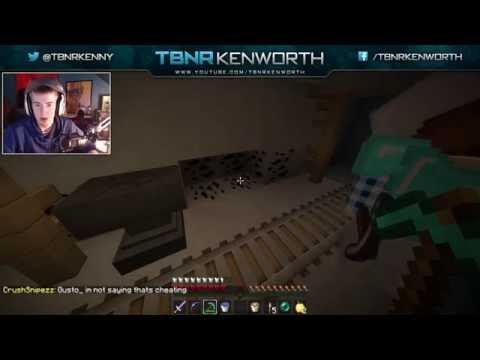 """MINECRAFT: CUT CLEAN UHC """"DIAMONDS FOR DAYS!!"""" w/KenWorth"""