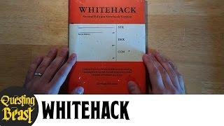 Whitehack: OSR DnD Book Review