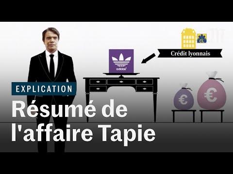 Comprendre l'affaire Tapie