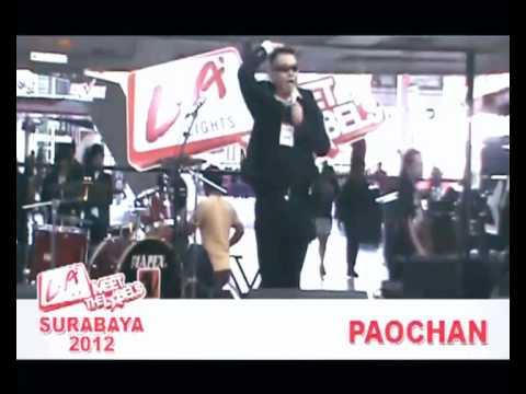 La Lights Meet The Labels - Paochan - Kawin Cerai