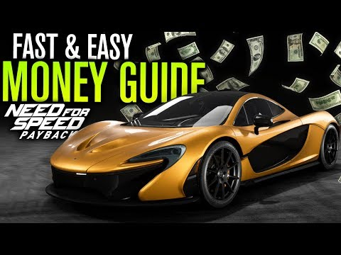 FAST & EASY Money Guide   Need for Speed Payback