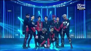 "Live HD | 160609 EXO ""Monster"" (Comeback Stage) @ MNET 엠! 카운트다운"