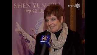 """""""Takes Your Breath Away"""" - Shen Yun in Cleveland"""