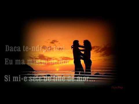 Bosquito - Tu esti iubita mea (versuri)