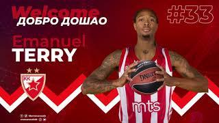 Emanuel Terry | Welcome to BC Crvena zvezda mts Belgrade