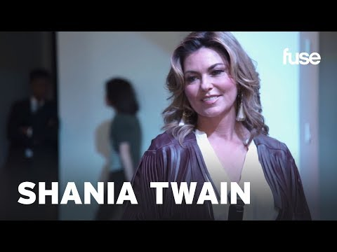 Shania Twain Chats About Writing For...