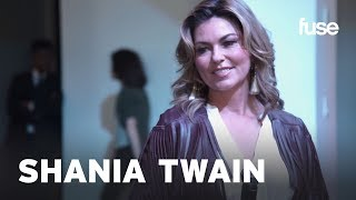 Shania Twain Chats About Writing For Britney Spears