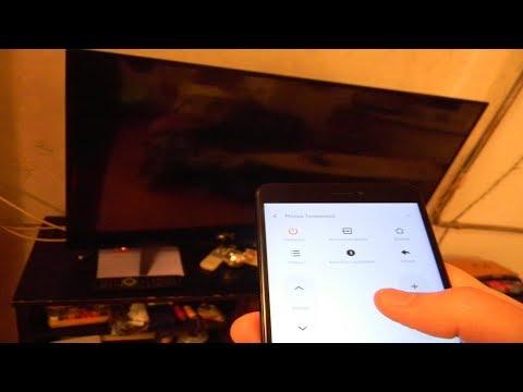 Как управлять телевизором с телефона xiaomi