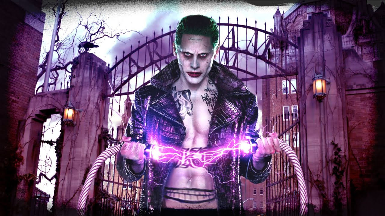 We Demand Suicide Squad Extended Edition To See All The Cut Scene Of Jared Leto Joker