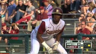 FSU Jameis Winston Freshman Baseball Season Highlights