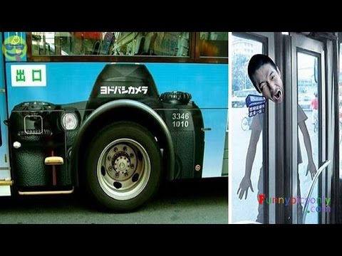 40 Most Creative Bus Advertisement Ideas Ever
