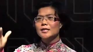 Zhang Lijia - China Motivational Speaker, Spoke at TEDxBeijing, China - Part 1