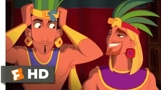 The Road to El Dorado (2000) - It's Tough to Be A God Scene (5/10) | Movieclips
