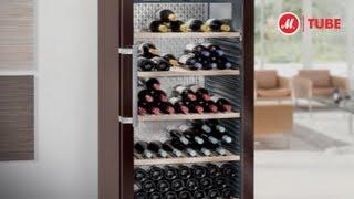 видео Встраиваемые винные шкафы