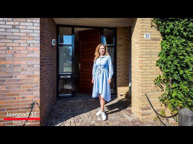Nieuw in de Verkoop: Jaagpad 31 te Etten-Leur