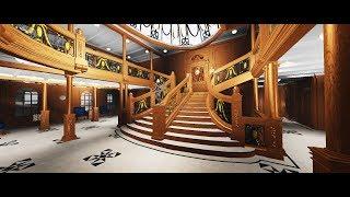 Roblox Titanic Project | Boat Deck