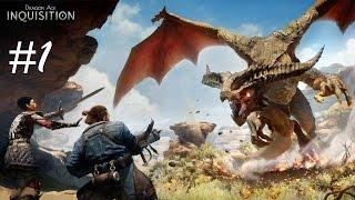 Dragon Age Inquisition #1 Le Courroux des Dieux 1/2