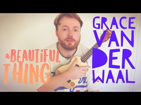 BEAUTIFUL THING - GRACE VANDERWAAL (AMERICA'S GOT TALENT!) UKULELE TUTORIAL