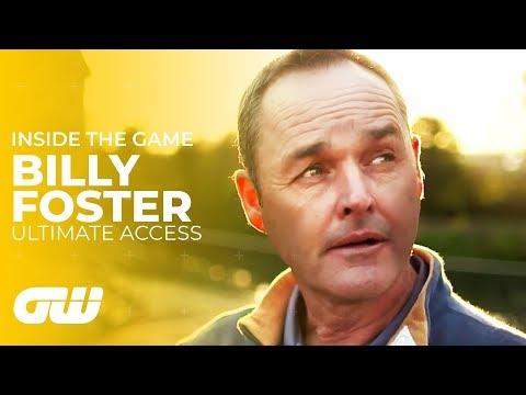 Billy Foster on Seve, Lee Westwood & Tiger Woods | Inside The Game | Golfing World
