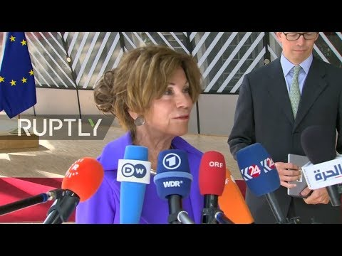 LIVE: European Council Summit Debates EU Nominations: Day 2 Arrivals And Roundtable